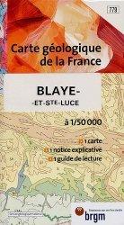 Souvent acheté avec Coutras, le Blaye-et-Sainte-Lucie