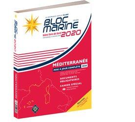 Dernières parutions sur Cartes et guides de croisière, Bloc Marine Méditerranée 2020