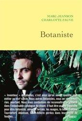 Dernières parutions sur Histoire des plantes et de la botanique, Botaniste