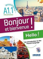 Dernières parutions sur Français Langue Étrangère (FLE), Bonjour et bienvenue !