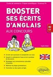 Dernières parutions sur Examens, Booster ses écrits d'anglais aux concours