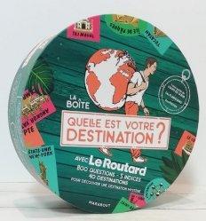 Dernières parutions sur Voyages Tourisme, Boite Routard - NED