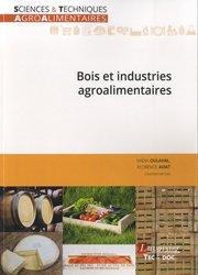 Dernières parutions sur Industrie agroalimentaire, Bois et industries agroalimentaires