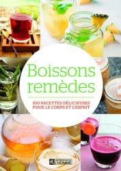 Dernières parutions sur Jus de fruit, Boissons remèdes