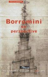 Dernières parutions dans D'art en questions, Borromini en perspective