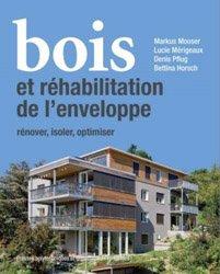 Dernières parutions sur Maisons en bois, Bois et réhabilitation de l'enveloppe