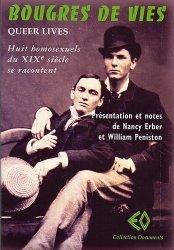 Dernières parutions sur Homosexualité, Bougres de vies (Queer lives)