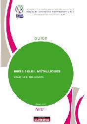 Dernières parutions sur Ferronnerie - Métallerie - Serrurerie, Brise-soleil métalliques - Neuf