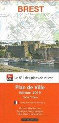 Dernières parutions sur Bretagne, Brest. 1/11 000, Edition 2019