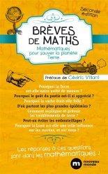 Souvent acheté avec Chimie organique - 3e éd, le Brèves de maths
