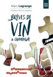 Dernières parutions sur Autour du vin, Brèves de vin & champagne