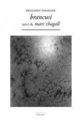 Dernières parutions dans Livrets d'art, Brancusi suivi de Marc Chagall