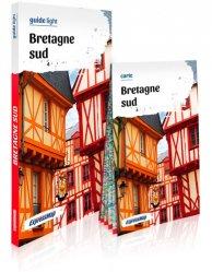 Dernières parutions sur Bretagne, Bretagne Sud. Bretagnesudguidelight, avec 1 Plan détachable