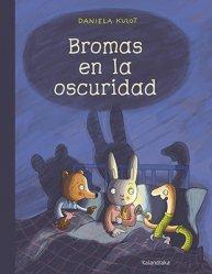 Dernières parutions sur BD et romans graphiques, BROMAS EN LA OSCURIDAD