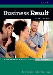 Dernières parutions sur Oxford University Press, Business Result: Pre-intermediate: Student's Book with Online Practice
