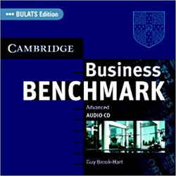 Dernières parutions dans Business Benchmark, Business Benchmark Advanced - Audio CD BULATS Edition