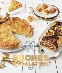 Dernières parutions sur Desserts et patisseries, Bûches et galettes