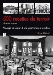 Dernières parutions dans Provinces mosaïques, Buffets de gares. 500 recettes traditionnelles https://fr.calameo.com/read/000015856c4be971dc1b8