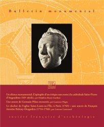 Dernières parutions sur Archéologie, Bulletin monumental N° 178-4, janvier 20
