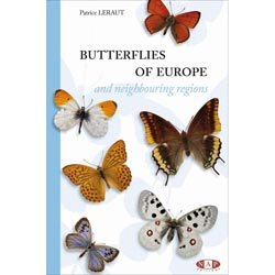 Dernières parutions sur Lépidoptères, Butterflies of Europe and neighbouring regions