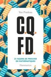 Dernières parutions sur Mathématiques fondamentales, C.Q.F.D.