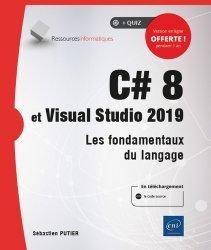 Dernières parutions sur Langages, C# 8 et Visual Studio 2019
