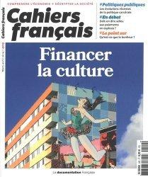 Dernières parutions sur Finances publiques, Cahiers français N° 409, mars-avril 2019 : Financer la culture