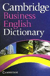 Dernières parutions sur Dictionaries, Cambridge Business English Dictionary : Paperback