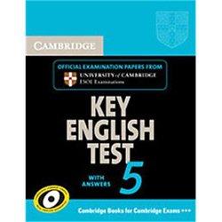 Dernières parutions dans Cambridge Key English Test 5, Cambridge Key English Test 5 - Student's Book with answers Official Examination Papers from University of Cambridge ESOL Examinations