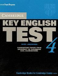 Dernières parutions dans Cambridge Key English Test 4, Cambridge Key English Test 4 - Student's Book with Answers