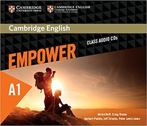 Dernières parutions dans Cambridge English Empower, Cambridge English Empower, Starter - Class Audio CDs (4)