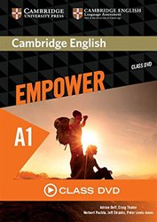 Dernières parutions dans Cambridge English Empower, Cambridge English Empower, Starter - Class DVD