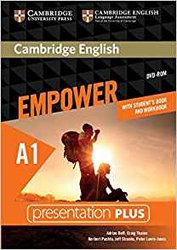 Dernières parutions dans Cambridge English Empower, Cambridge English Empower, Starter - Presentation Plus DVD ROM (with Student's Book and Workbook)