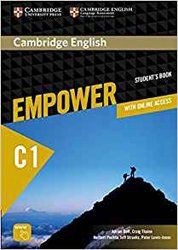 Dernières parutions dans Cambridge English Empower, Cambridge English Empower, Advanced - Student's Book with Online Assessment and Practice, and Online Workbook
