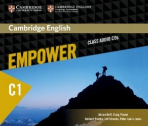 Dernières parutions dans Cambridge English Empower, Cambridge English Empower, Advanced - Class Audio CDs (4)