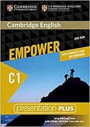 Dernières parutions dans Cambridge English Empower, Cambridge English Empower, Advanced - Presentation Plus DVD6ROM (with Student's Book and Workbook)