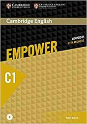 Dernières parutions dans Cambridge English Empower, Cambridge English Empower, Advanced - Workbook with Answers with Downloadable Audio