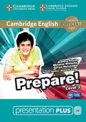 Dernières parutions dans Cambridge English Prepare!, Cambridge English Prepare! Level 3 - Presentation Plus DVD-ROM
