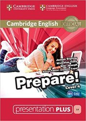 Dernières parutions dans Cambridge English Prepare!, Cambridge English Prepare! Level 4 - Presentation Plus DVD-ROM