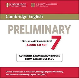 Dernières parutions sur PET, Cambridge English Preliminary 7 - Audio CDs (2)
