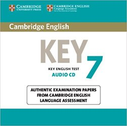 Dernières parutions sur KET, Cambridge English Key 7 - Audio CD Authentic Examination Papers from Cambridge English Language Assessment