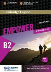 Dernières parutions sur Adult and Young Adult, Cambridge English Empower Upper Intermediate - Student's Book with Online Assessment and Practice, and Online Workbook (Idiomas Catolica Edition)