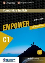 Dernières parutions sur Adult and Young Adult, Cambridge English Empower Advanced - Student's Book with Online Assessment and Practice, and Online Workbook (Idiomas Catolica Edition)