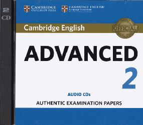 Dernières parutions sur CAE, Cambridge English Advanced 2 - Audio CDs (2) Authentic Examination Papers