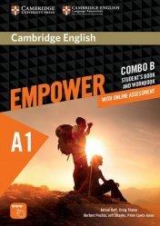 Dernières parutions dans Cambridge English Empower Combos, Cambridge English Empower, Starter Combo B with Online Assessment