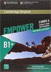 Dernières parutions dans Cambridge English Empower Combos, Cambridge English Empower, Intermediate - Combo A with Online Assessment