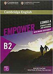 Dernières parutions dans Cambridge English Empower Combos, Cambridge English Empower, Upper Intermediate - Combo A with Online Assessment