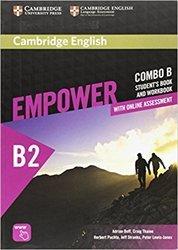 Dernières parutions dans Cambridge English Empower Combos, Cambridge English Empower, Upper Intermediate - Combo B with Online Assessment