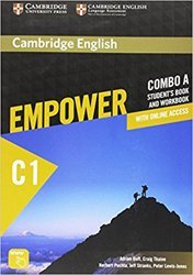 Dernières parutions dans Cambridge English Empower Combos, Cambridge English Empower, Advanced - Combo A with Online Assessment