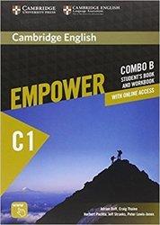 Dernières parutions dans Cambridge English Empower Combos, Cambridge English Empower, Advanced - Combo B with Online Assessment
